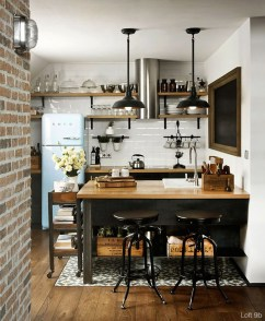 Modern Industrial Farmhouse Decoration Ideas 72