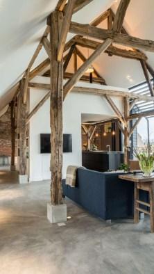 Modern Industrial Farmhouse Decoration Ideas 75