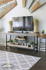 Modern Industrial Farmhouse Decoration Ideas 95