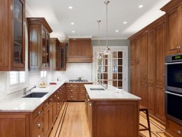 Totally Outstanding Traditional Kitchen Decoration Ideas 11