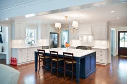 Totally Outstanding Traditional Kitchen Decoration Ideas 12
