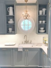 Totally Outstanding Traditional Kitchen Decoration Ideas 128