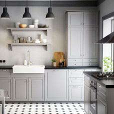 Totally Outstanding Traditional Kitchen Decoration Ideas 32