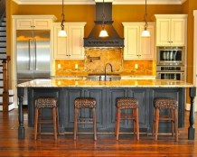 Totally Outstanding Traditional Kitchen Decoration Ideas 33