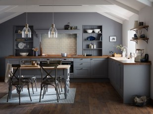 Totally Outstanding Traditional Kitchen Decoration Ideas 55
