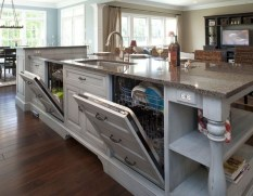 Totally Outstanding Traditional Kitchen Decoration Ideas 63