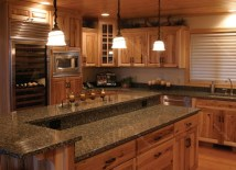 Totally Outstanding Traditional Kitchen Decoration Ideas 68