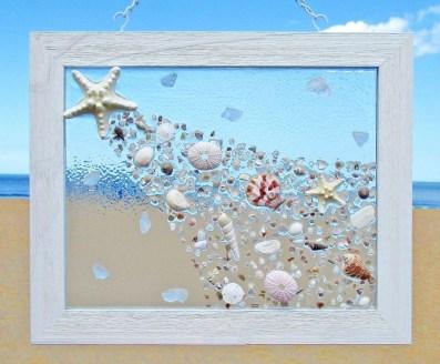 37 Relaxed Beach Themed Christmas Decoration Ideas 32