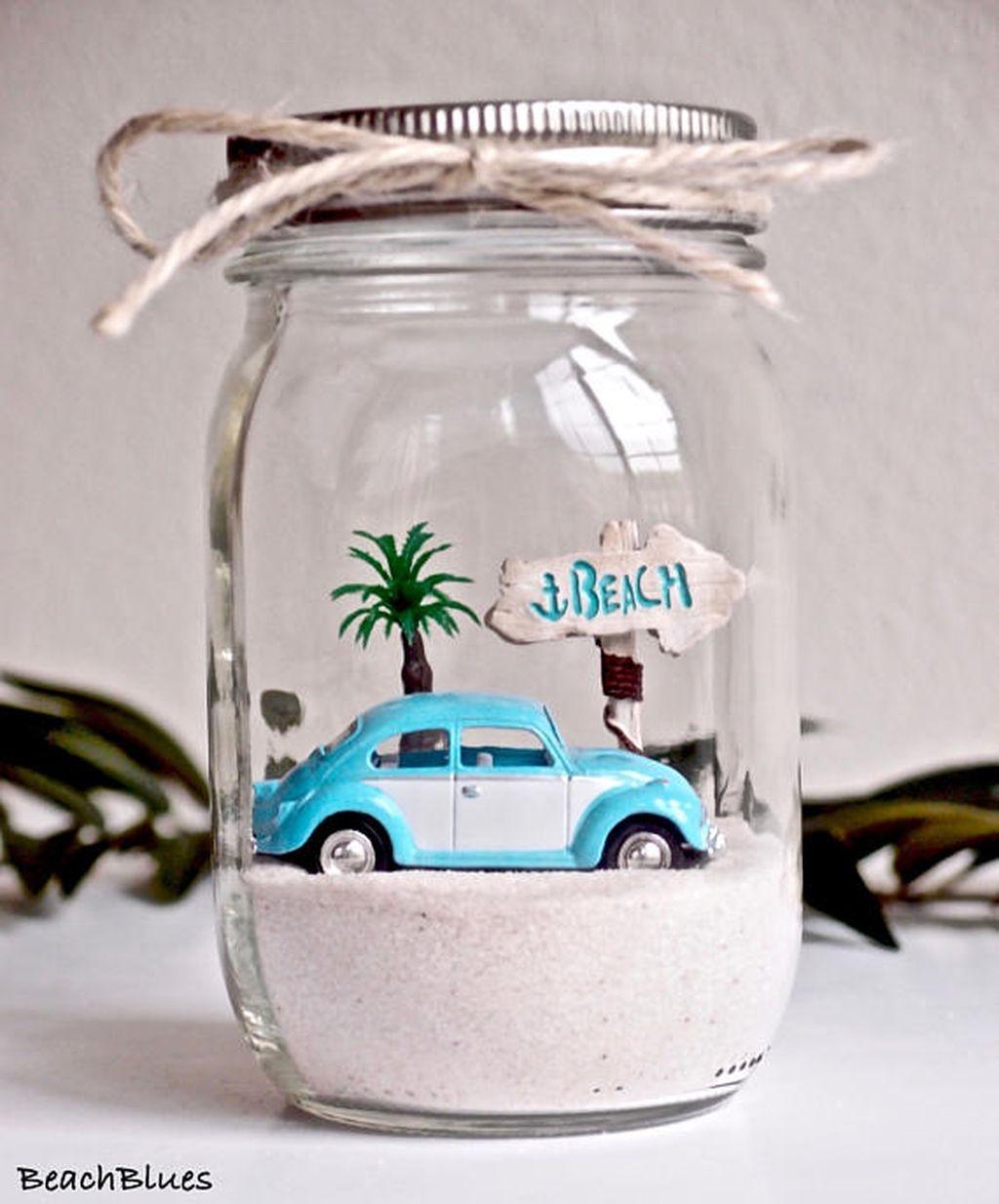 37 Relaxed Beach Themed Christmas Decoration Ideas 37