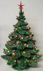 37 Totally Beautiful Vintage Christmas Tree Decoration Ideas 22