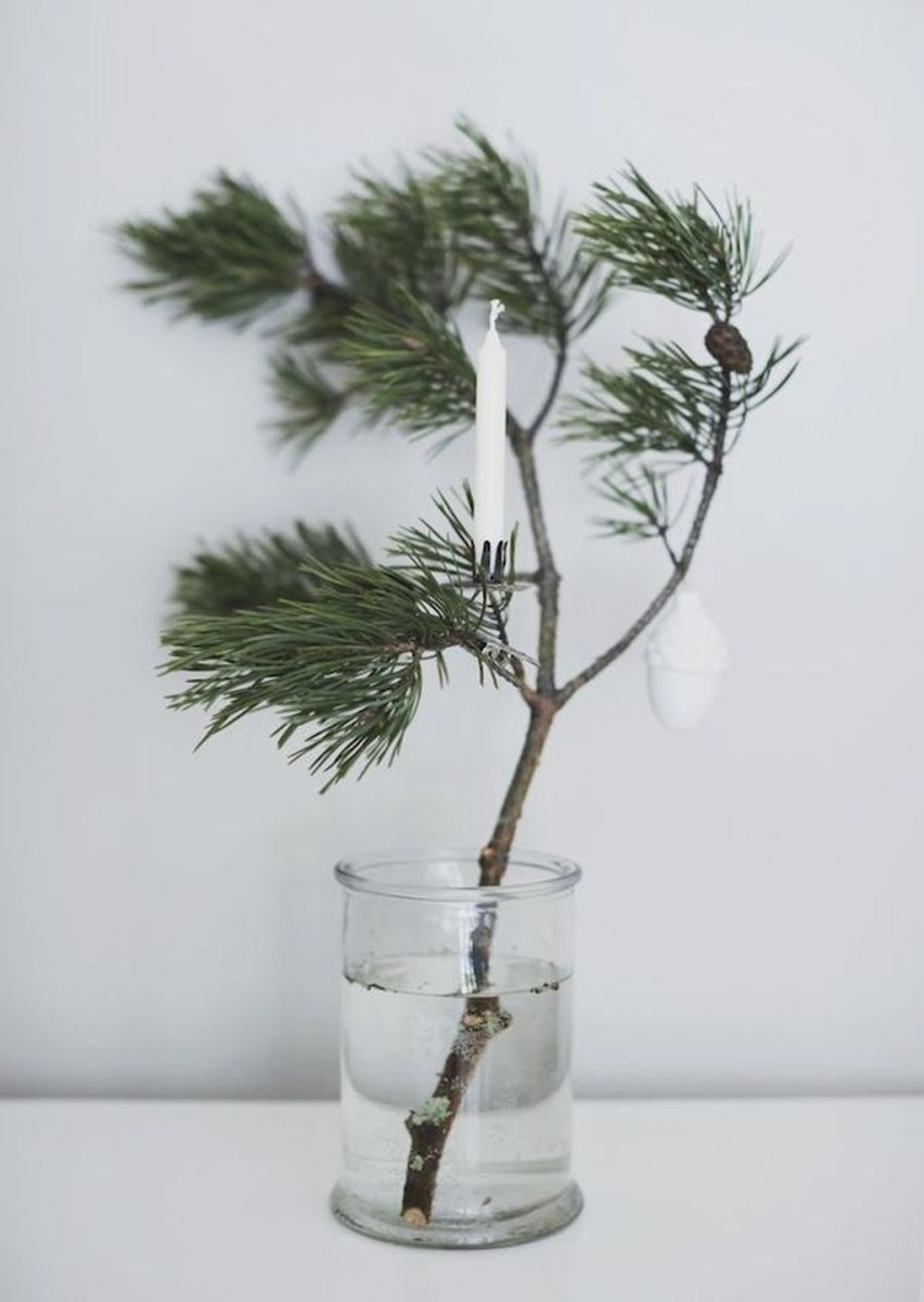 40 Awesome Scandinavian Christmas Decoration Ideas 04