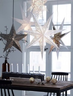 40 Awesome Scandinavian Christmas Decoration Ideas 05