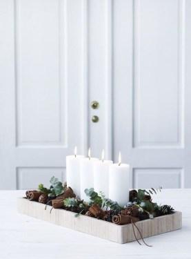 40 Awesome Scandinavian Christmas Decoration Ideas 06