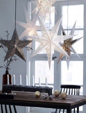 40 Awesome Scandinavian Christmas Decoration Ideas 17