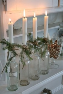 40 Awesome Scandinavian Christmas Decoration Ideas 29