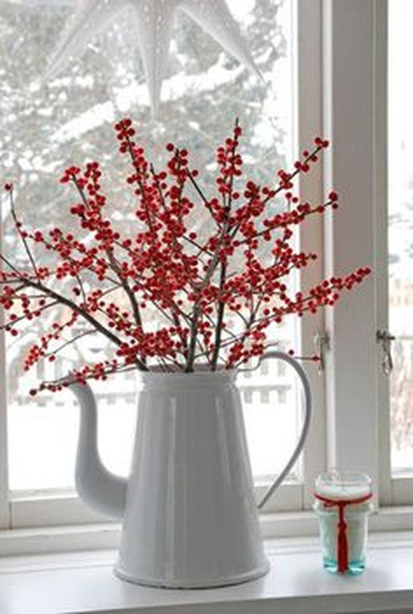 40 Awesome Scandinavian Christmas Decoration Ideas 40