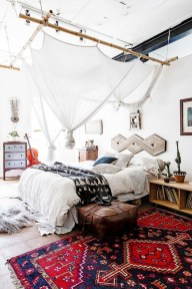 40 Unique Bohemian Bedroom Decoration Ideas 01