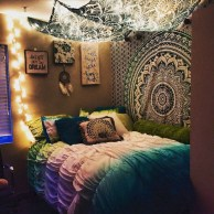 40 Unique Bohemian Bedroom Decoration Ideas 02