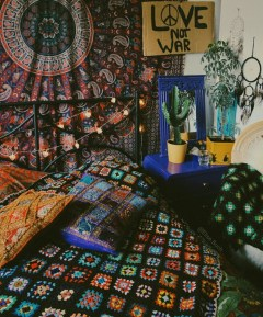 40 Unique Bohemian Bedroom Decoration Ideas 03