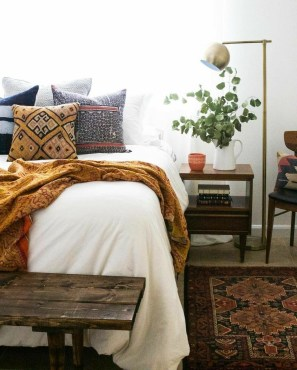 40 Unique Bohemian Bedroom Decoration Ideas 06