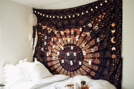 40 Unique Bohemian Bedroom Decoration Ideas 25