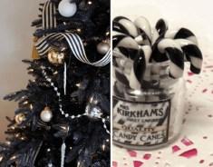 Amazing Gothic Christmas Decoration Ideas To Show Your Holiday Spirit 03
