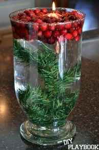 Brilliant DIY Christmas Centerpieces Ideas You Should Try 04