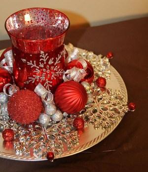 Brilliant DIY Christmas Centerpieces Ideas You Should Try 21