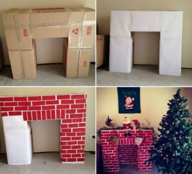 Cheap And Affordable Christmas Decoration Ideas 29