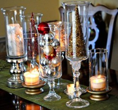 Cheap And Easy Christmas Centerpieces Ideas 41