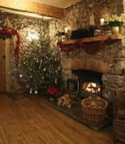 Cozy Christmas House Decoration 19