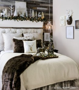 Cozy Christmas House Decoration 21