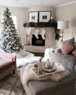 Cozy Christmas House Decoration 39