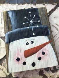 Cute And Cool Snowman Christmas Decoration Ideas 10