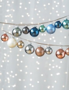 Gorgeous Pink And Gold Christmas Decoration Ideas 07