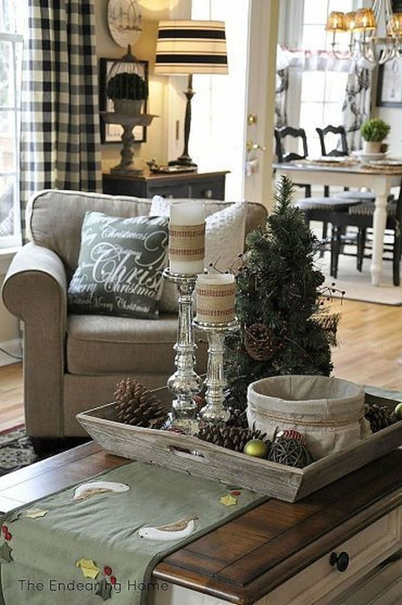 Inspiring Chritsmas Livingroom Ideas 02