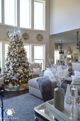 Inspiring Chritsmas Livingroom Ideas 03