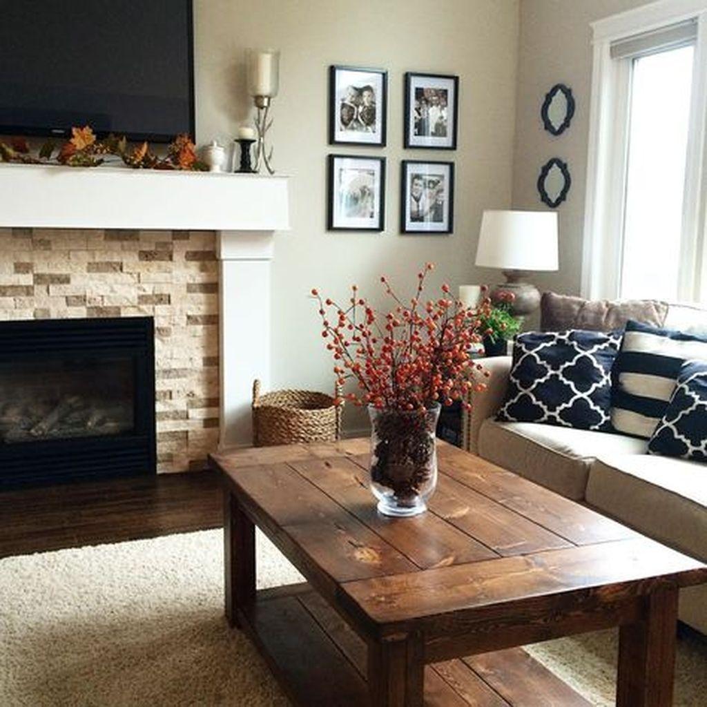Inspiring Chritsmas Livingroom Ideas 12