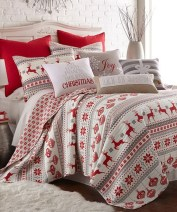 Simple Christmas Bedroom Decoration Ideas 22