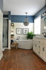 36 Cool Blue Bathroom Design Ideas 04