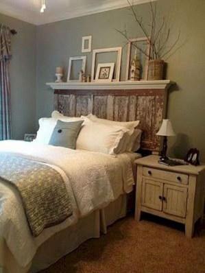37 Cozy Rustic Bedroom Design Ideas 19