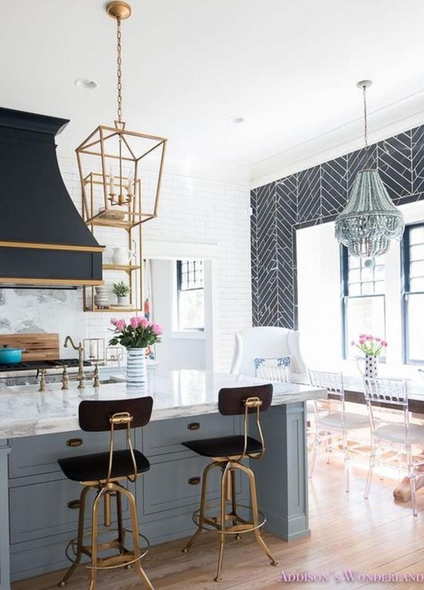 37 Stylish Mid Century Modern Kitchen Design Ideas 05