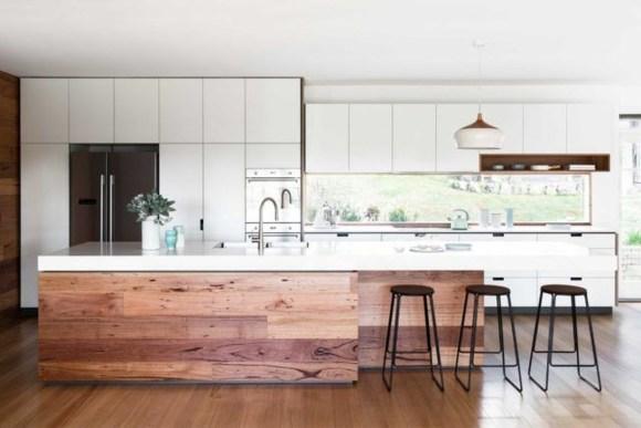 37 Stylish Mid Century Modern Kitchen Design Ideas 10