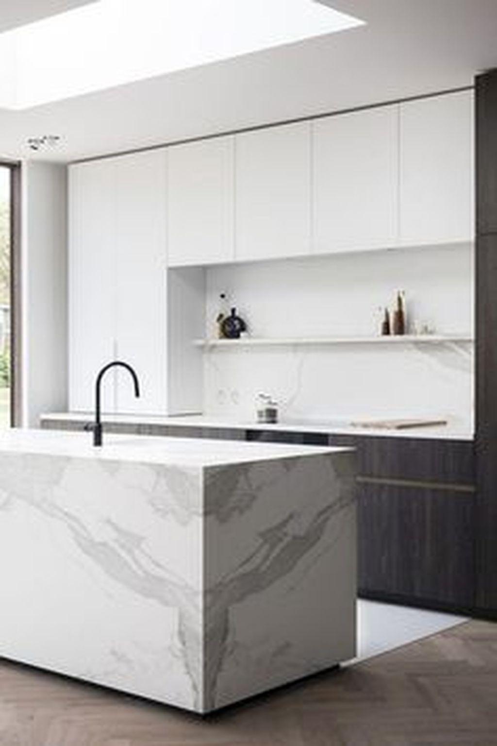 37 Stylish Mid Century Modern Kitchen Design Ideas 25