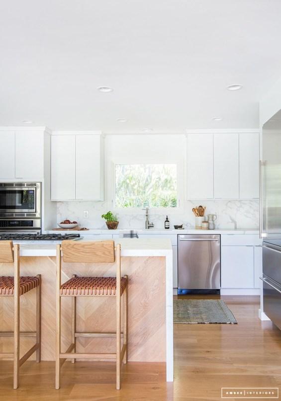 37 Stylish Mid Century Modern Kitchen Design Ideas 35