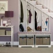 38 Brilliant Hallway Storage Decoration Ideas03