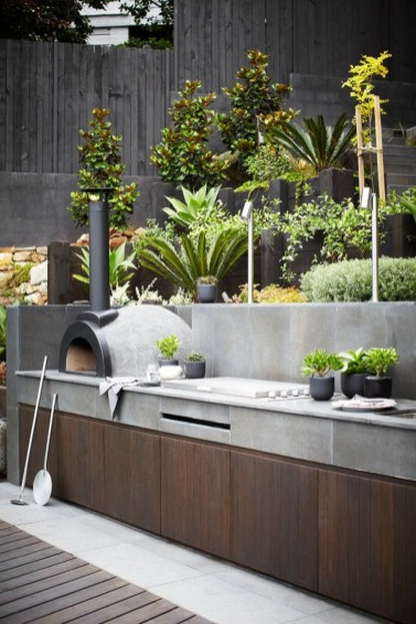 38 Cool Outdoor Kitchen Design Ideas 05