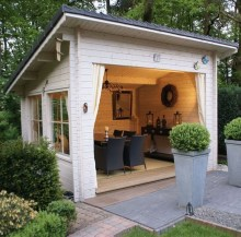 38 Cool Outdoor Kitchen Design Ideas 35