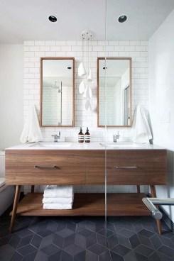 38 Trendy Mid Century Modern Bathrooms Ideas That Inspired 24