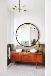38 Trendy Mid Century Modern Bathrooms Ideas That Inspired 37